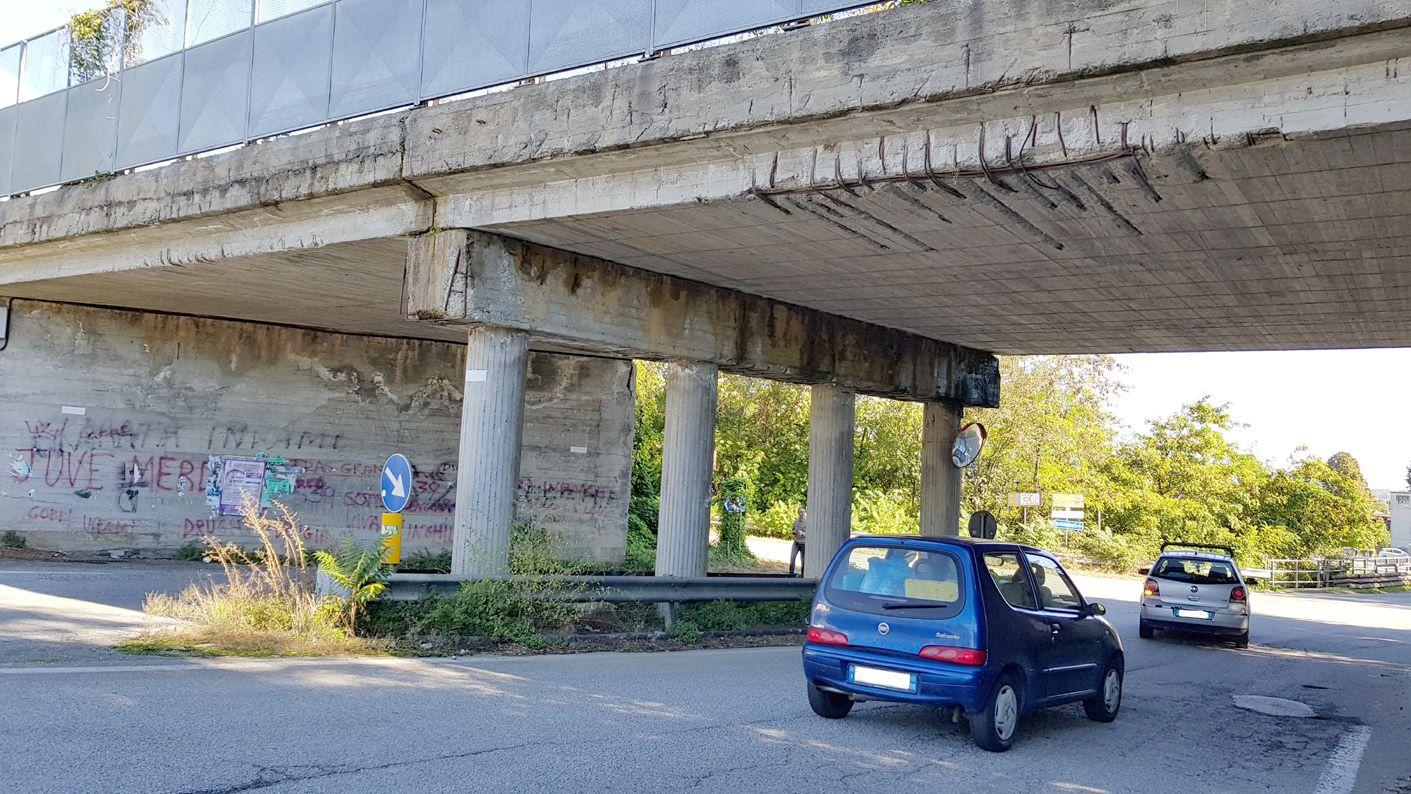 VALPERGA - Ponte della 460 a Gallenca: «Nelle prossime settimane partiranno i lavori di risanamento»