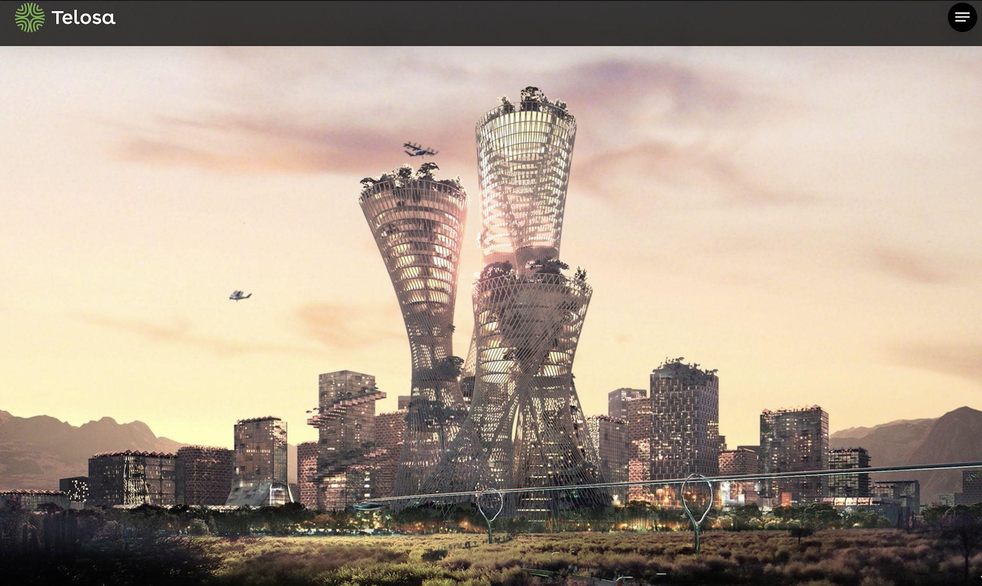 FUTURE – Telosa, la città che (ancora) non c'è