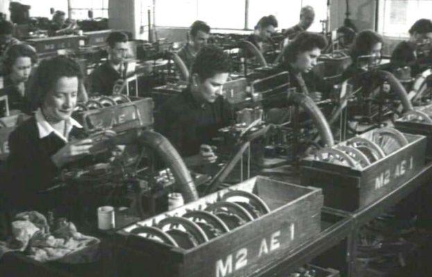 CASTELLAMONTE - Filmati inediti sulla realtà industriale canavesana
