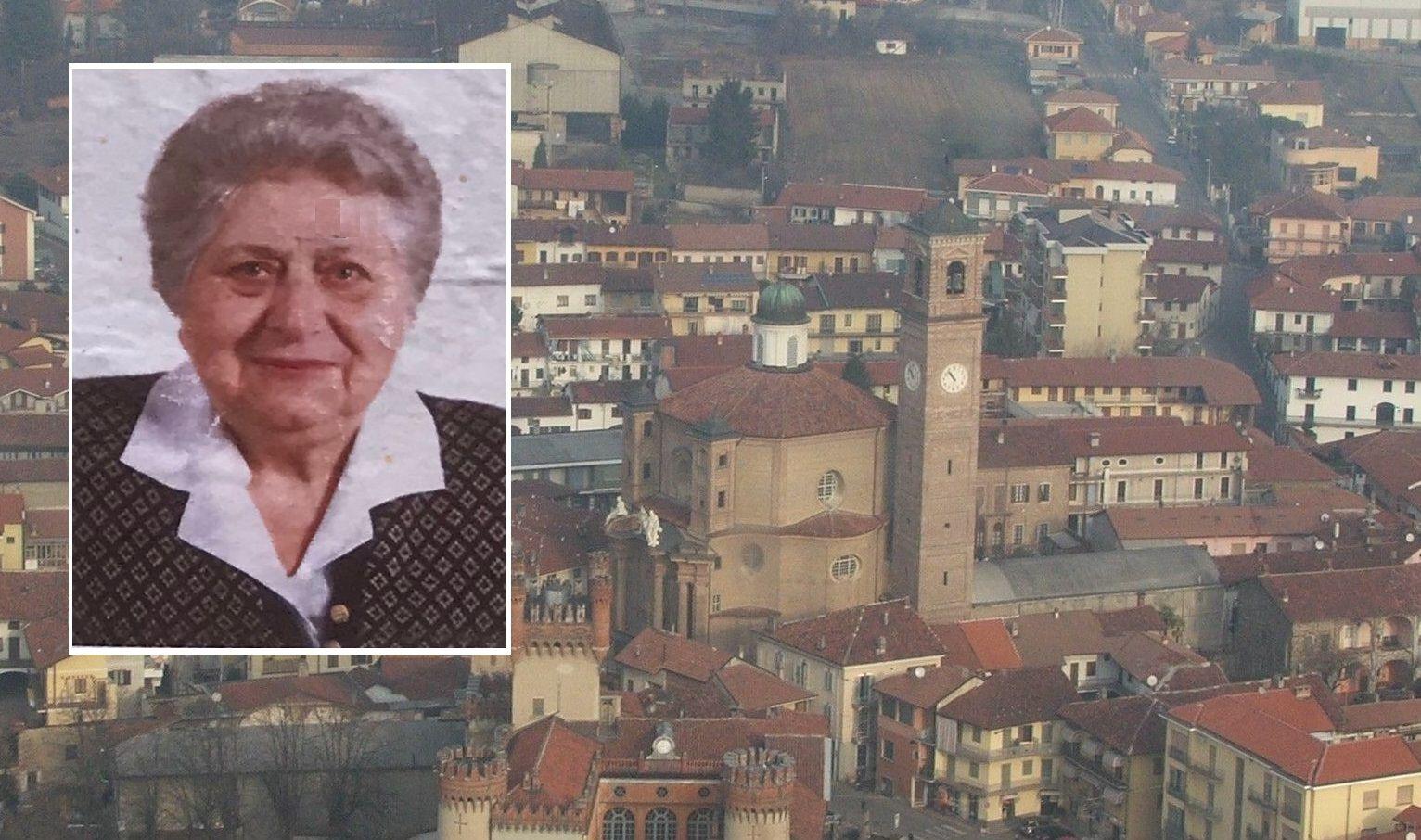 FAVRIA - Comunità in lacrime per la scomparsa di Rina Marassi, memoria storica del paese