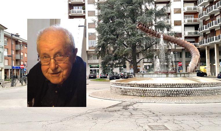 RIVAROLO CANAVESE - Città in lutto per l'addio a Piergiorgio Ponzani