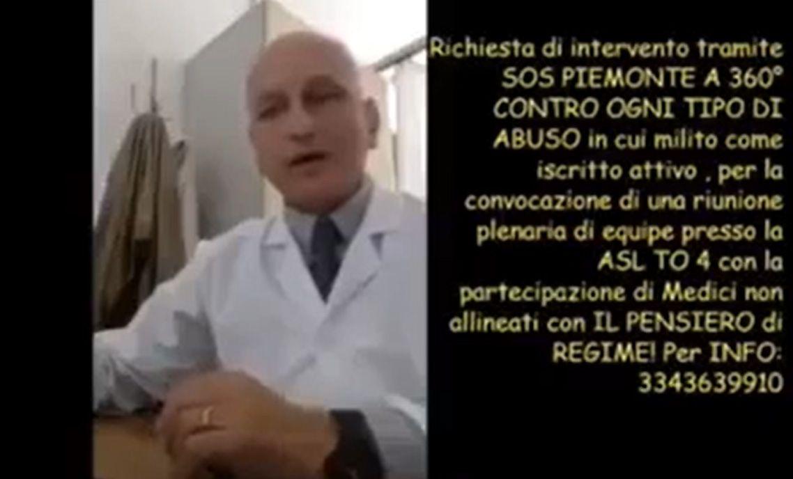 BORGARO - Polemiche sulle esternazioni del dottor Delicati: