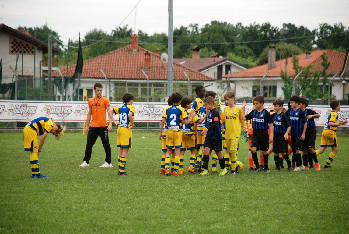AGLIE' - Troppe incertezze a causa del covid: salta la «Canavese Cup» di calcio giovanile