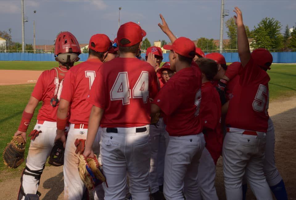 CASTELLAMONTE - I Red Clay aderiscono al progetto Baseball e Softball al parco
