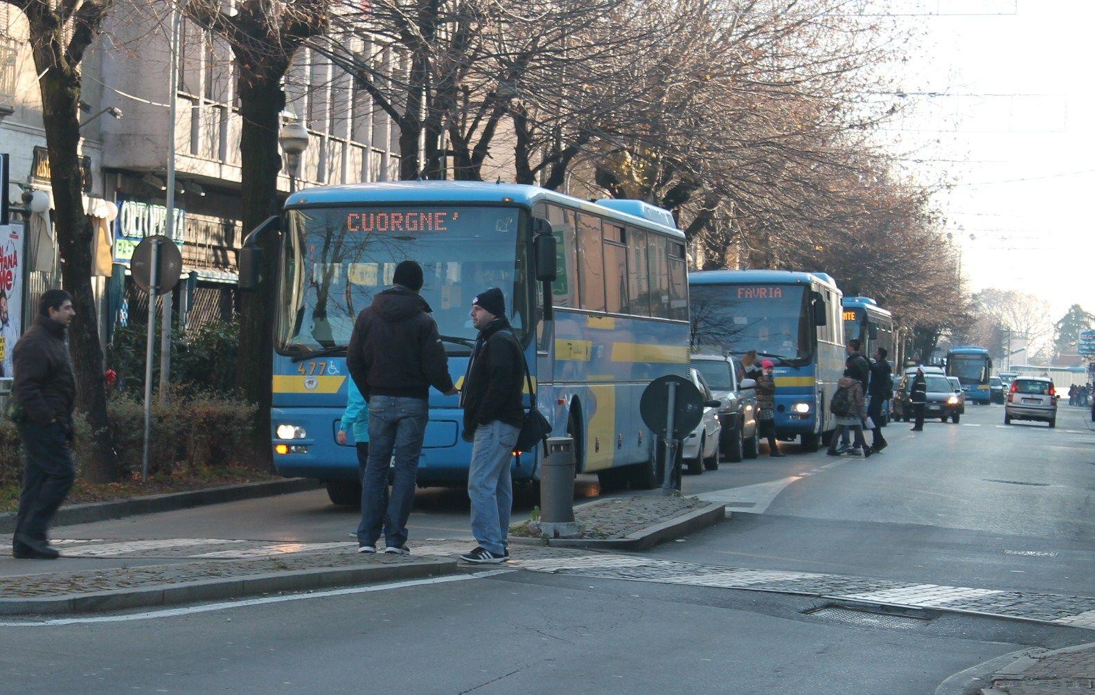 CANAVESE - Sabato di passione: doppio sciopero del personale Gtt. Stop a bus e treni