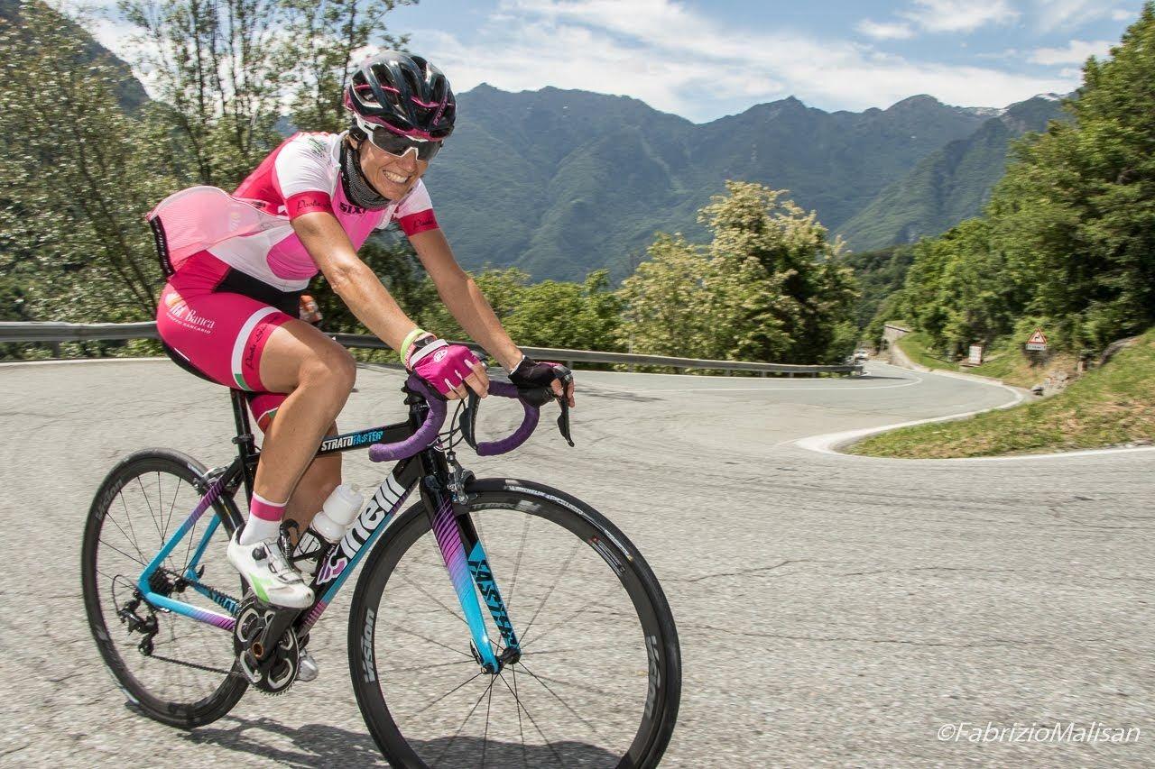 CERESOLE REALE - Sulle strade del Giro d'Italia con Paola Gianotti: sabato si pedala in Canavese