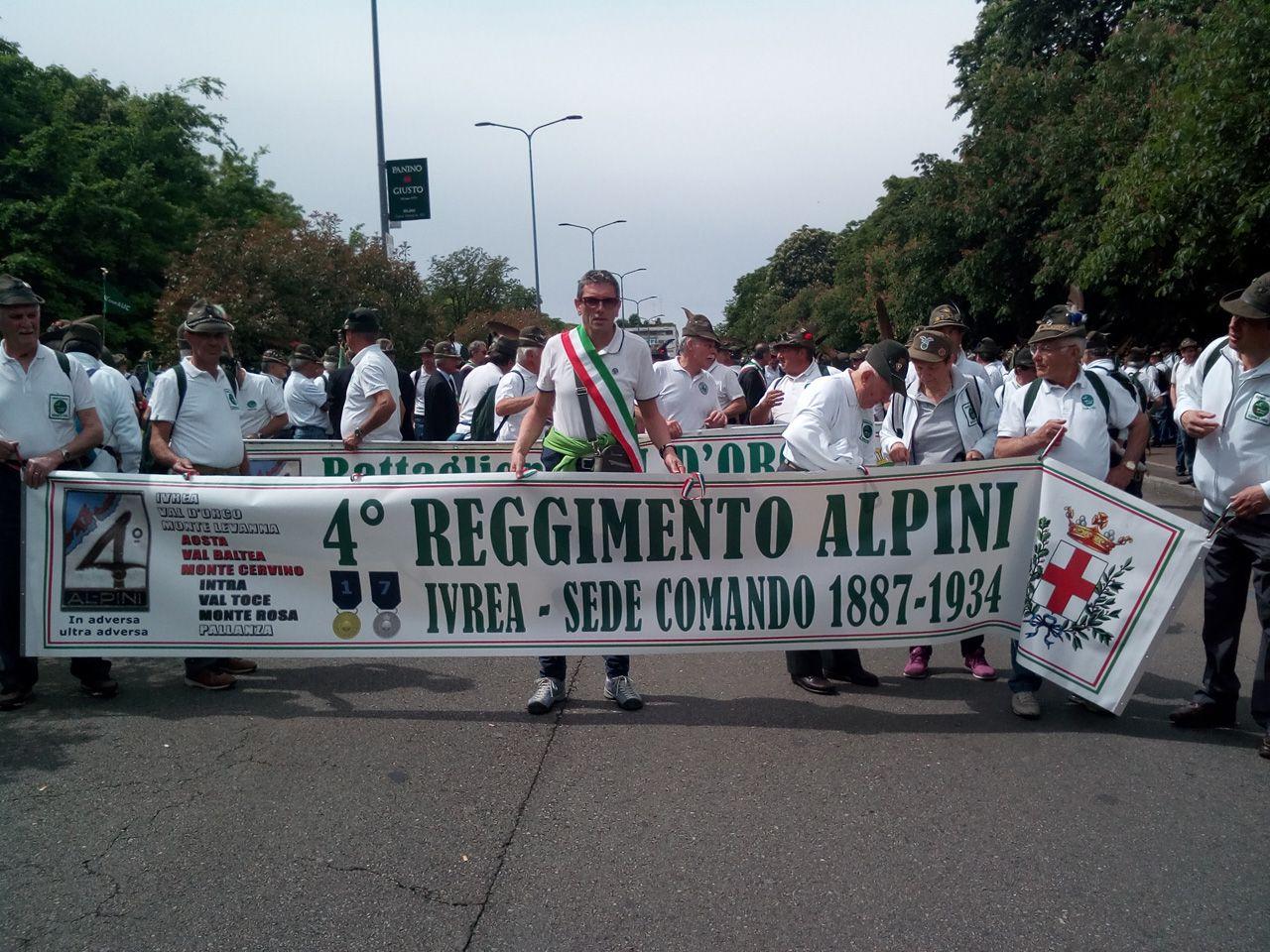SALASSA - Il saluto di fine mandato del sindaco Sergio Gelmini