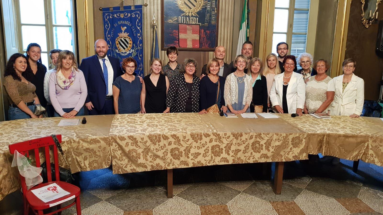 RIVAROLO - E' nata ufficialmente la «Banca del Tempo del Canavese»