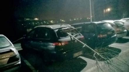 BORGARO - Raid vandalico a capodanno: minorenni bloccati dai carabinieri