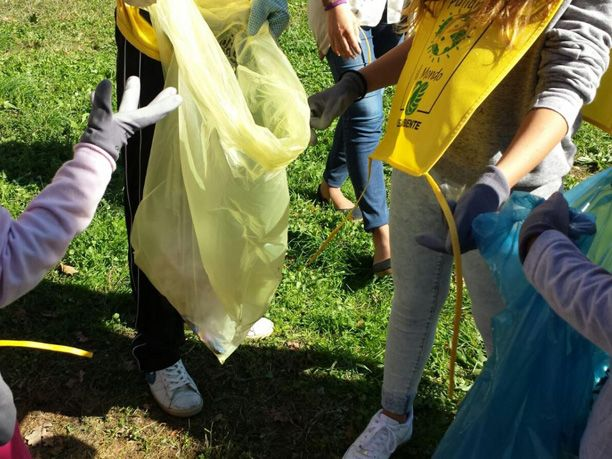 SAN GIORGIO - «Puliamo il mondo»: cittadini in campo per spazzare via i rifiuti