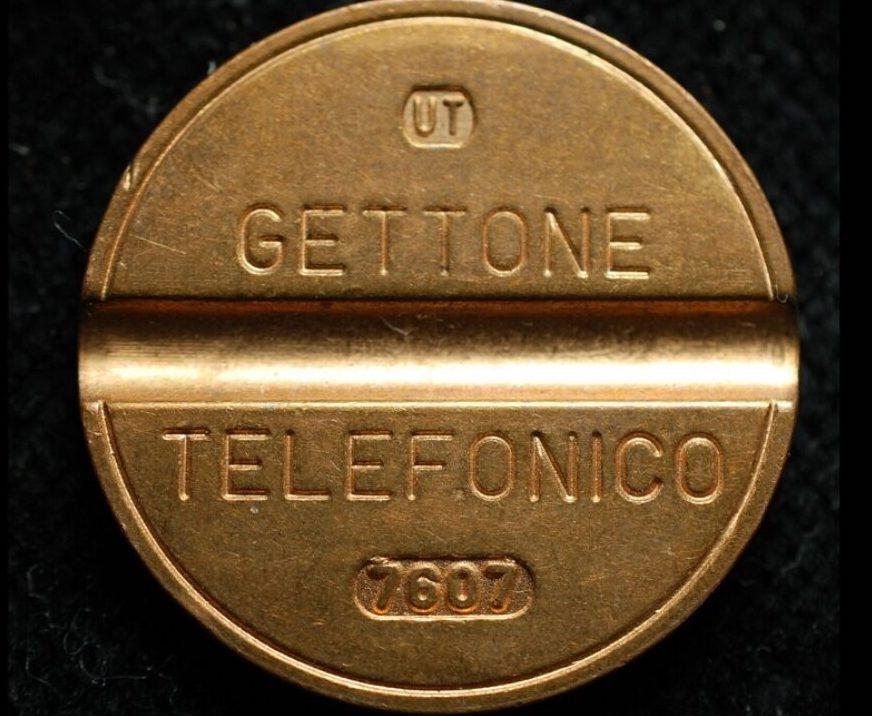 MONEY - I vecchi gettoni telefonici, un tesoretto nel cassetto