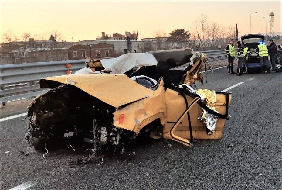 INCIDENTE MORTALE - A Volpiano, sull'autostrada Torino-Aosta, muore un ragazzo di appena 26 anni - FOTO