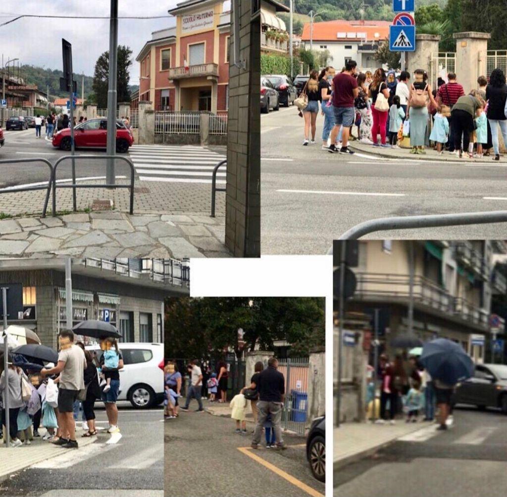CASTELLAMONTE - «Inizio di scuola pieno di problemi»: l'opposizione se la prende con il sindaco Mazza