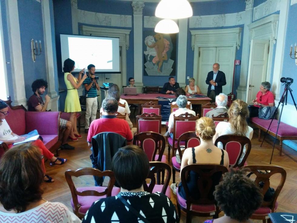 CULTURA - Alla Pinacoteca Albertina di Torino la presentazione ufficiale della Mostra della Ceramica di Castellamonte