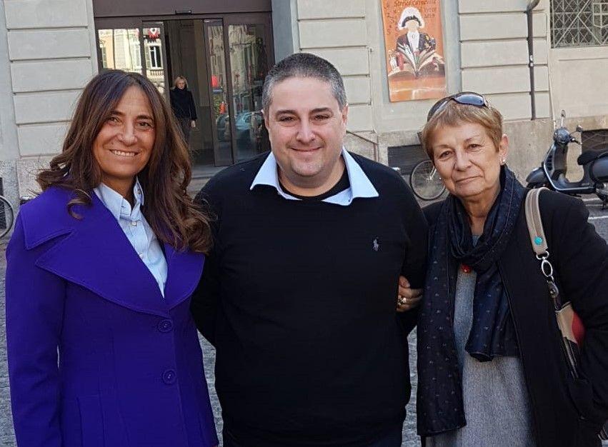 IVREA - Casali e Piras passano con la Lega in consiglio comunale