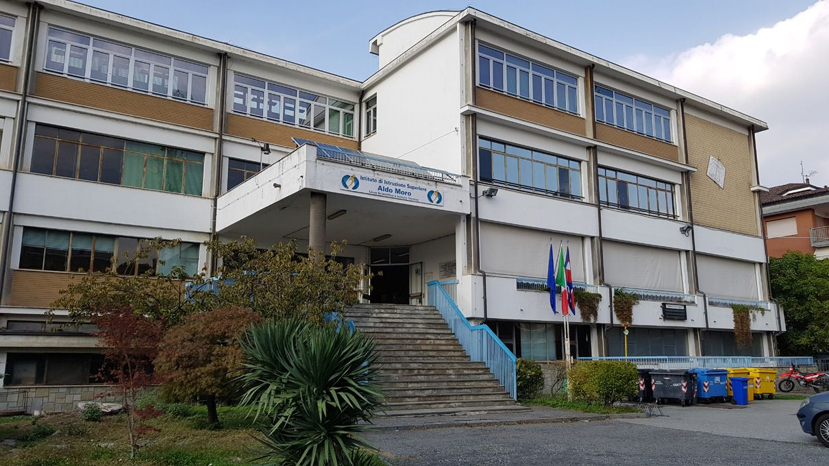RIVAROLO - L'Aldo Moro al primo posto per il tasso di diplomati occupati nella provincia di Torino