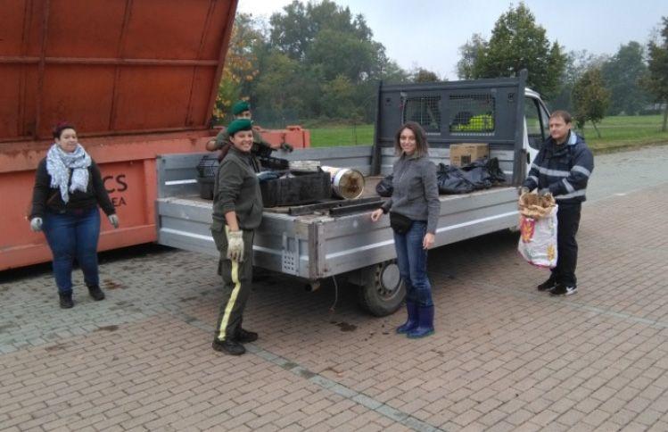AGLIE' - Giornata ecologica: il 28 i volontari «a caccia» di rifiuti