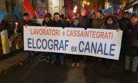 BORGARO - Elcograf: due giornate di sciopero su tutti i turni