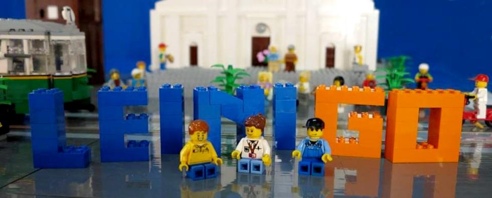 LEINI - Per chi ama i mitici LEGO, il palazzetto tornerà a riempirsi di mattoncini colorati - FOTO