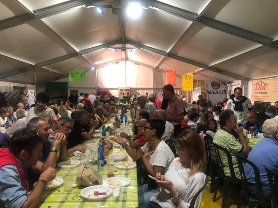FORNO CANAVESE - Pieno successo per gli eventi di festa promossi dalla Pro loco