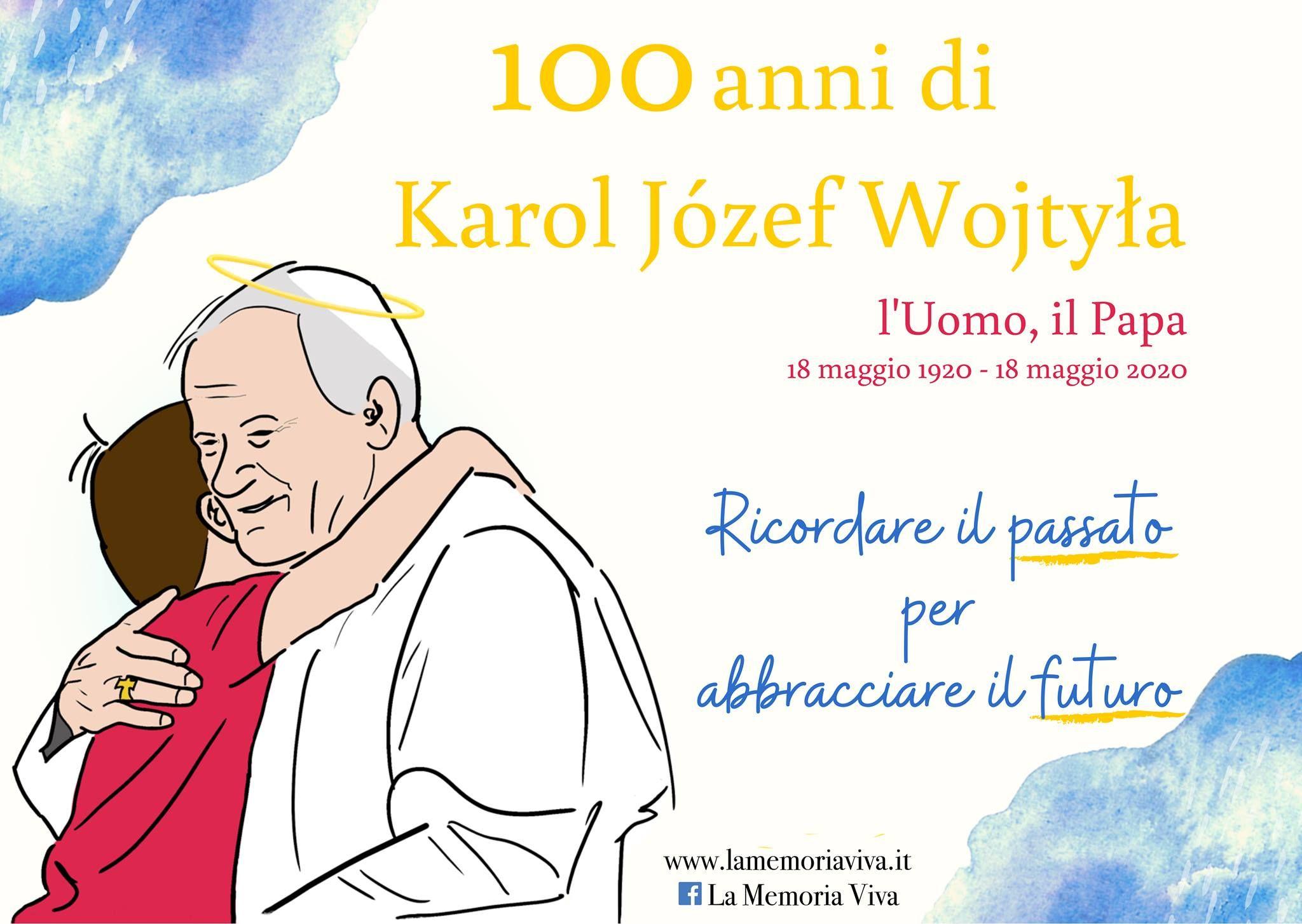 CANAVESE - «Ricordare il passato perabbracciare il futuro»: lunedi 18 la giornata dedicata a Karol Wojtyla