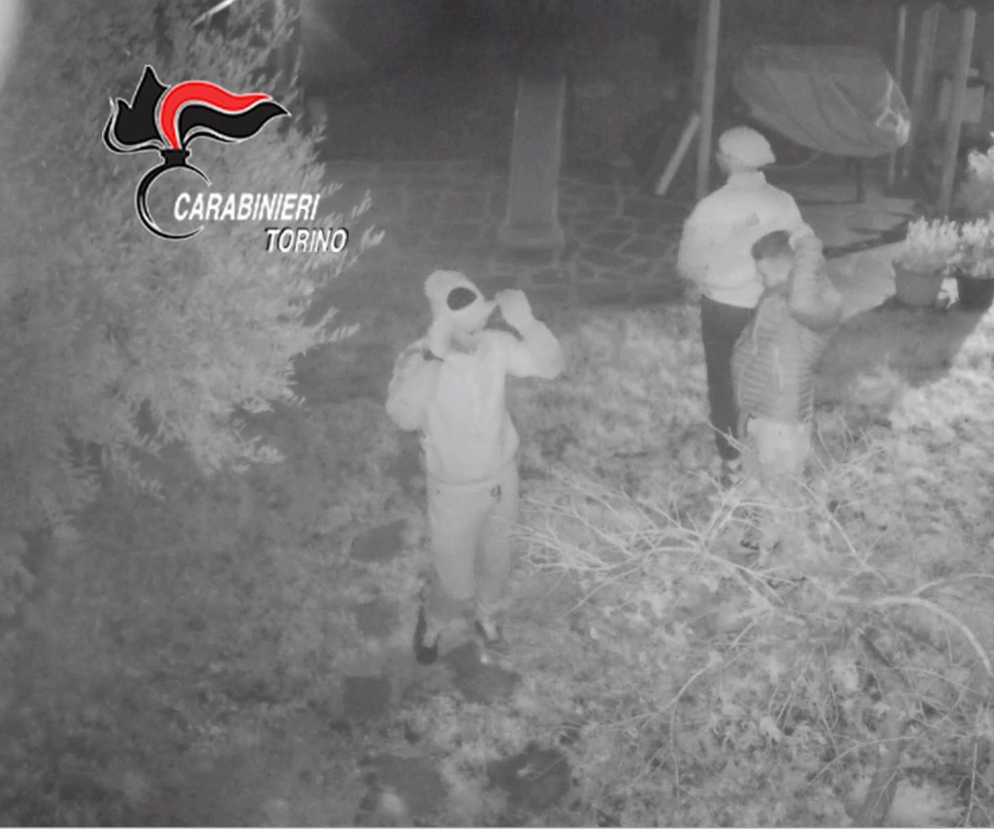 CANAVESE - Furti nelle case di Pont, Cuorgnè e Colleretto Castelnuovo: sei ladri arrestati dai carabinieri - VIDEO