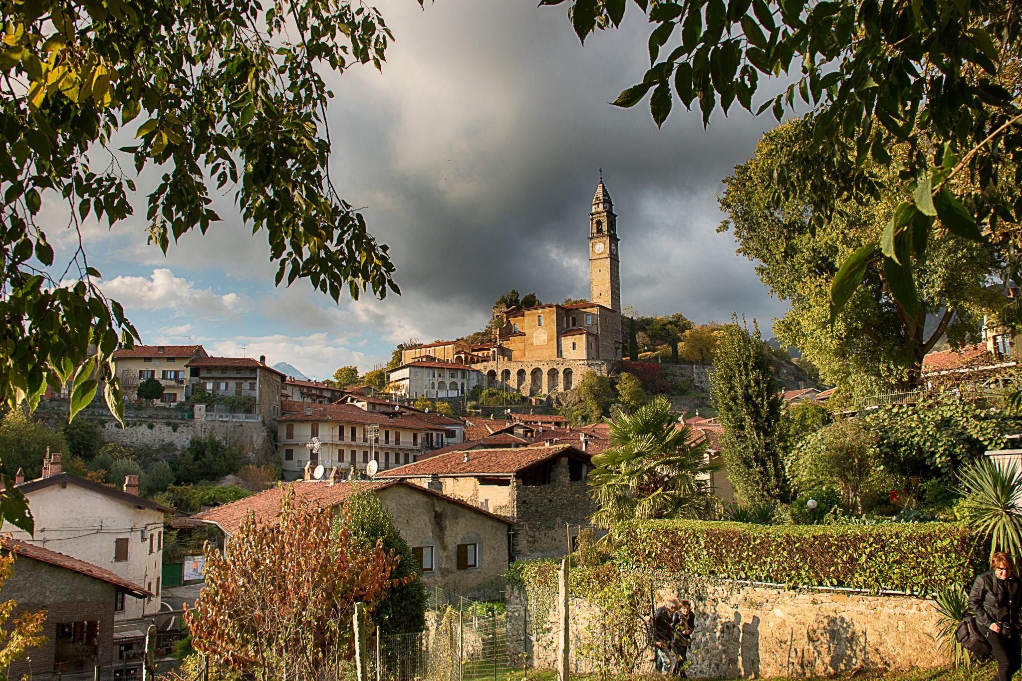CANAVESE - Addio a Giuseppino Binel, Chiaverano in lutto