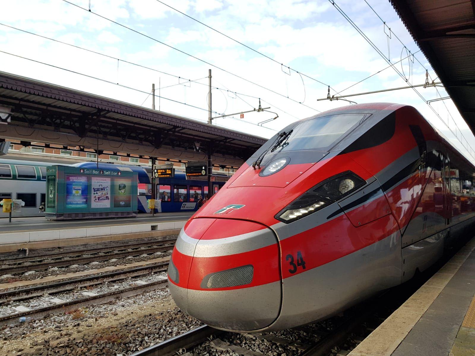 ALTA VELOCITA' - La Valle d'Aosta promuove la stazione «Porta del Canavese» sulla linea Torino-Milano