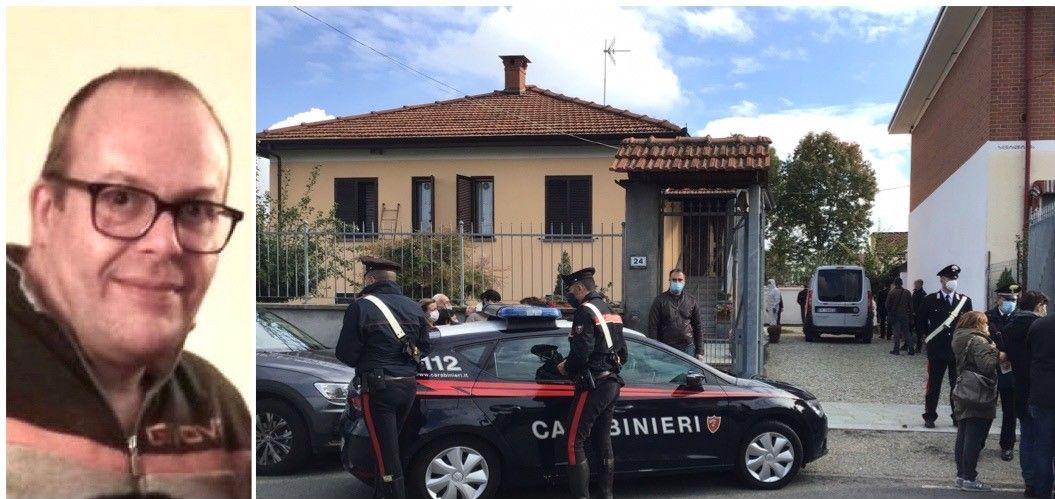 OMICIDIO SAN BENIGNO CANAVESE - Così i carabinieri hanno fermato Renato Vecchia per l'omicidio della madre
