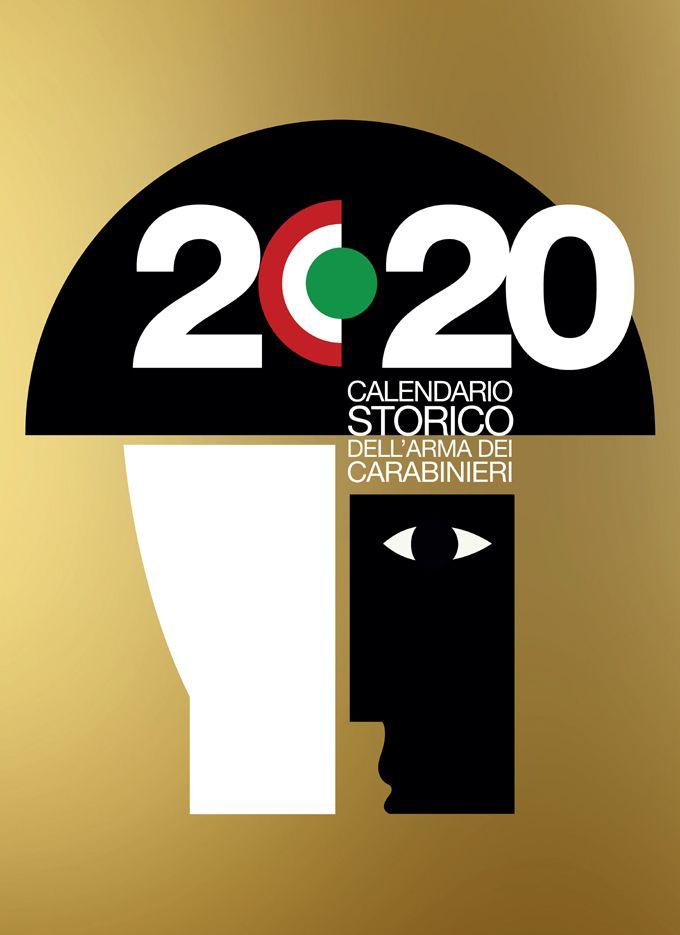 CARABINIERI - Presentato a Torino il calendario storico dell'Arma 2020 - FOTO