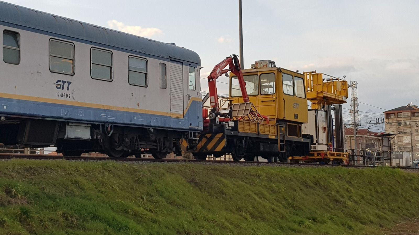 RIVAROLO - Si apre uno spiraglio per le officine Gtt: potrebbero passare a Trenitalia