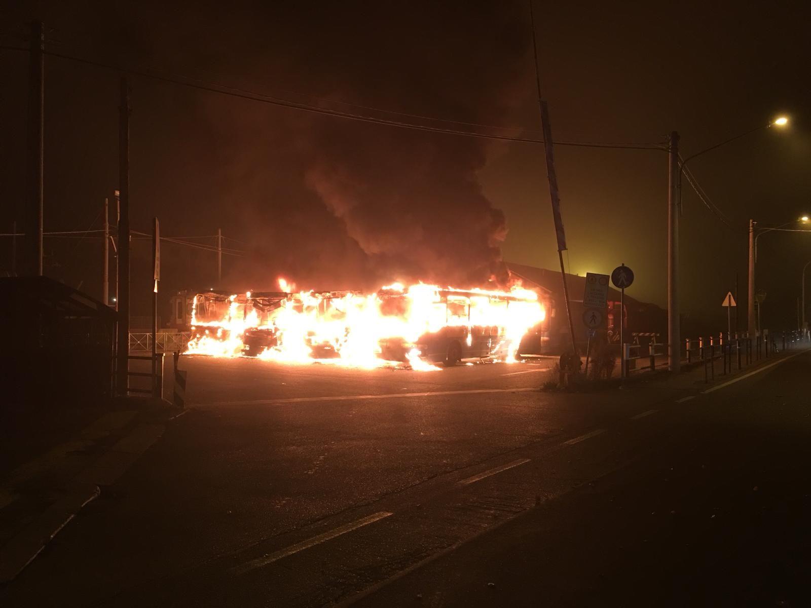 CIRIE' - Così il piromane dei bus è stato preso dai carabinieri - VIDEO