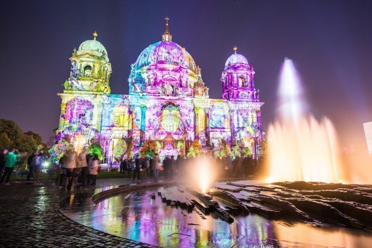 VIAGGI - Le luci sopra Berlino