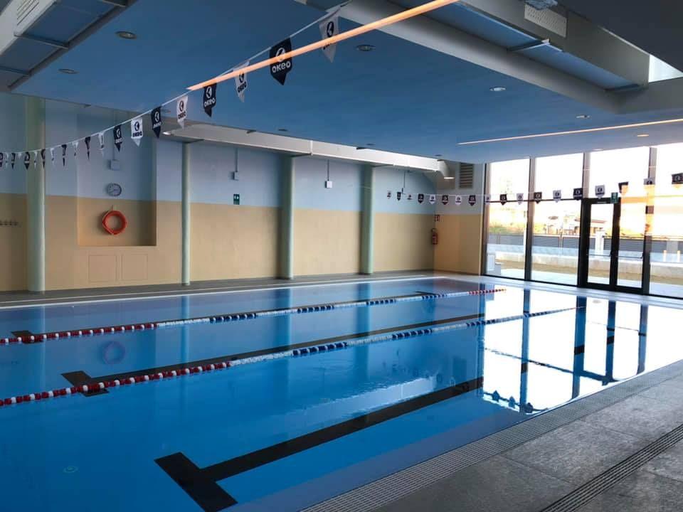 CUORGNE' - Apre la piscina di via Torino con centro benessere