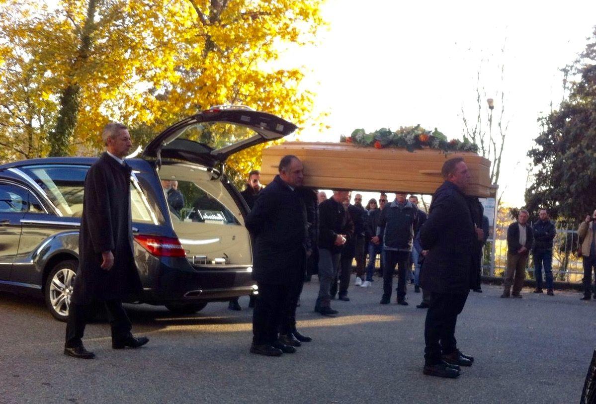 CASTELLAMONTE - L'addio di Spineto a Mauro Mattioda. Don Luca: