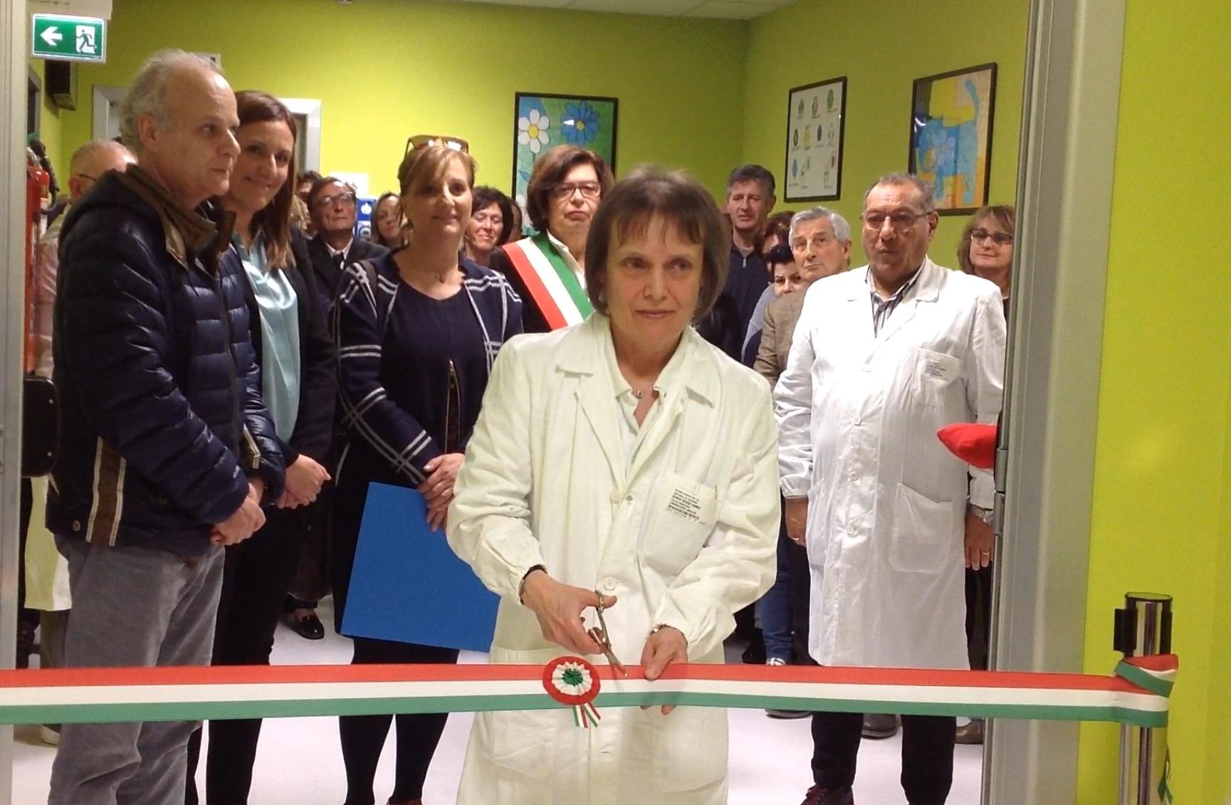 CUORGNE' - Apre il nuovo pronto soccorso dell'ospedale: «Al servizio di tutto l'alto Canavese» - FOTO e VIDEO