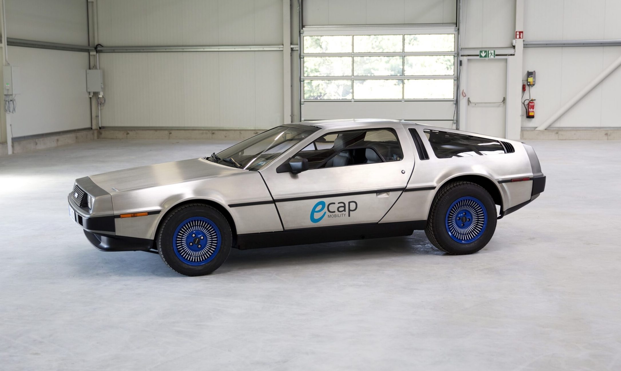 MOTORI - La DeLorean alla spina
