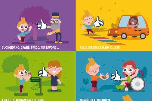 IVREA - Domenica la giornata nazionale dei Giochi della Gentilezza