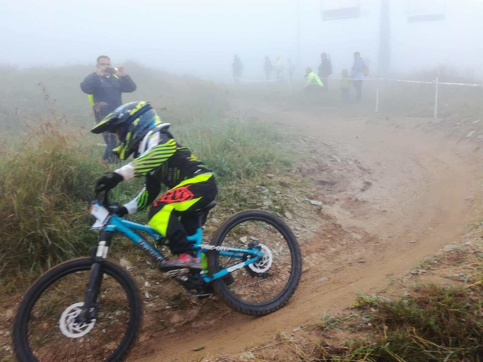 DOWNHILL - Rinviata causa maltempo l'attesa gara di San Colombano Belmonte