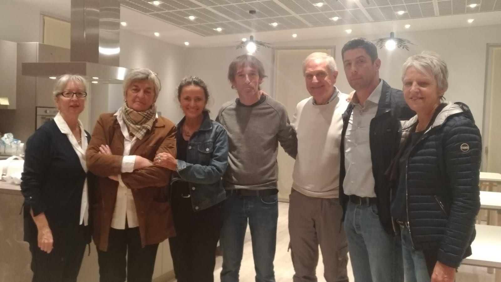 CASTELLAMONTE-SALERANO - «Cammin'Arte» ha fatto del bene: consegnati 3610 euro a «Casa Insieme»
