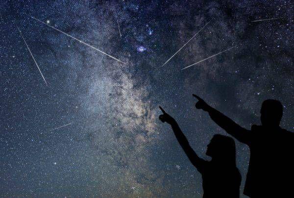 MISTERO A FILIA - Ufo o stella cadente?