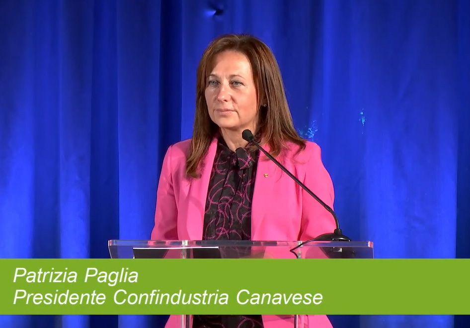 AGLIE' - Confindustria Canavese vede la ripresa e il presidente Cirio fa il tifo per gli imprenditori - VIDEO