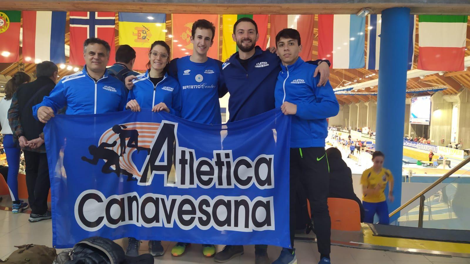 ATLETICA LEGGERA - Davide Favro è tornato a competere con i migliori