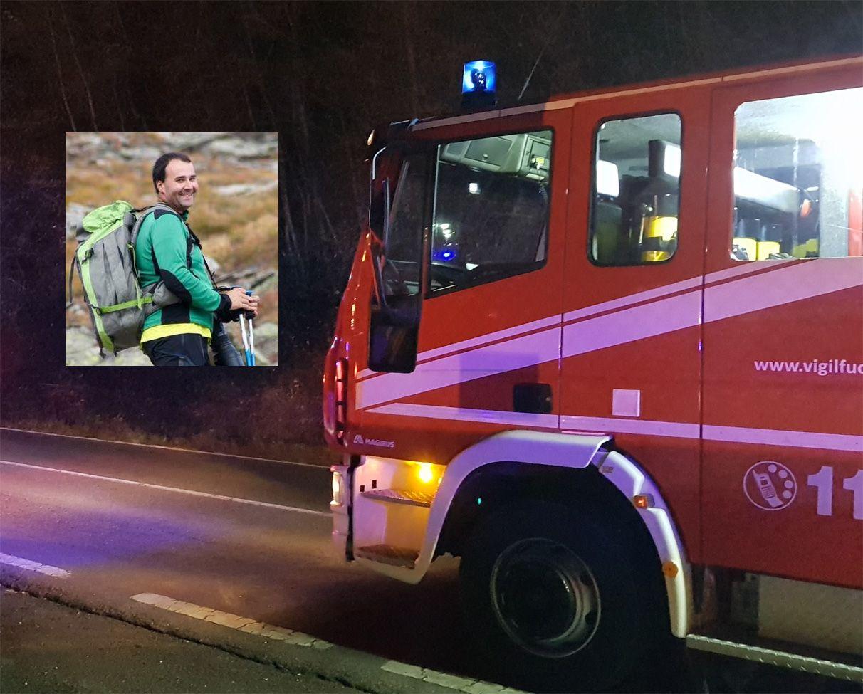 IVREA - Vigili del fuoco in lutto per la tragica scomparsa di Ivan Ferrero