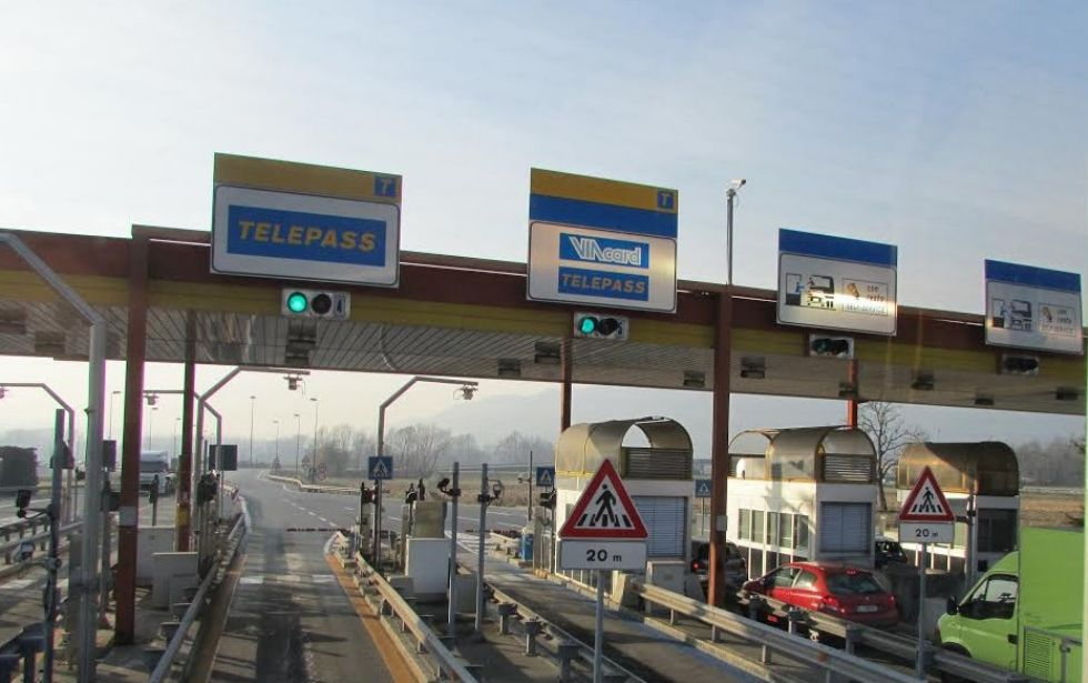 AUTOSTRADA A5 - Chiude (di nuovo) il tratto Ivrea-Quincinetto
