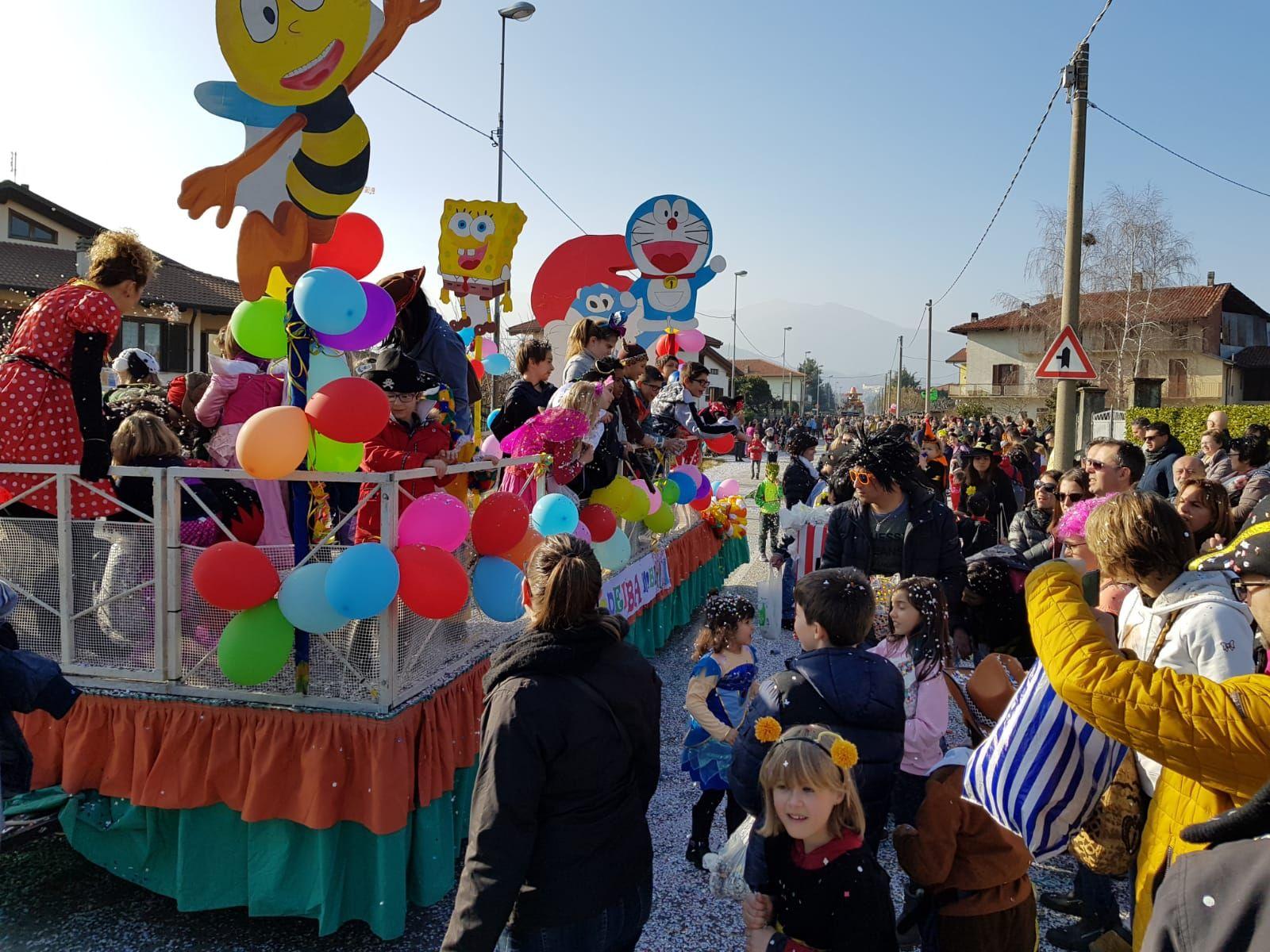 SALASSA - Un grande successo per il Carnevale - FOTO e VIDEO