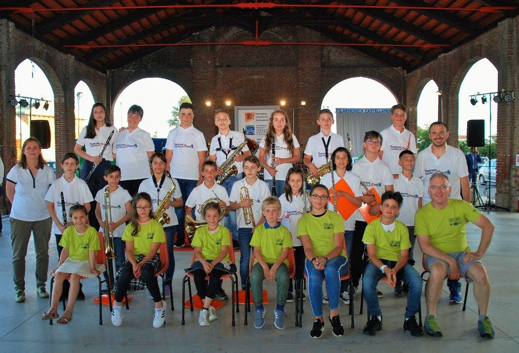 CASTELLAMONTE - Street Music e Open day alla scuola di musica Francesco Romana