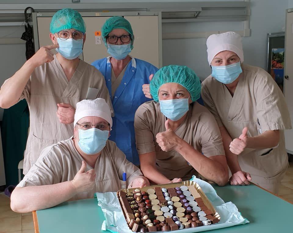 CUORGNE' - Coronavirus, altre donazioni per l'ospedale cittadino e per le case di riposo