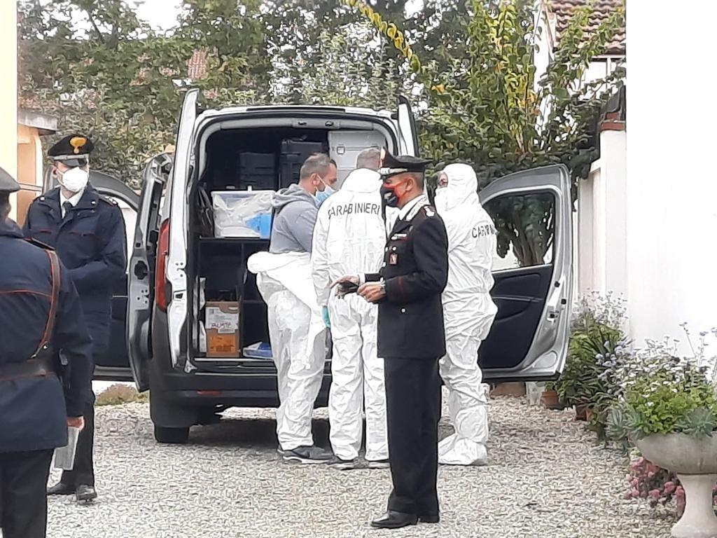 OMICIDIO SAN BENIGNO CANAVESE - Renato Vecchia ha confessato: la madre è stata colpita da tante coltellate