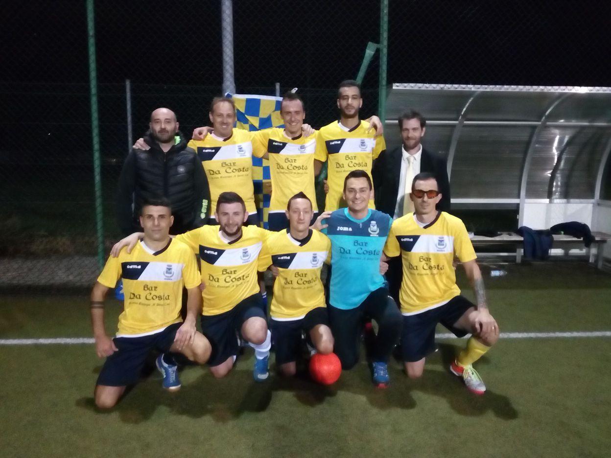 CALCIO A 5 - Vittoria alla prima di campionato per la squadra di Ingria